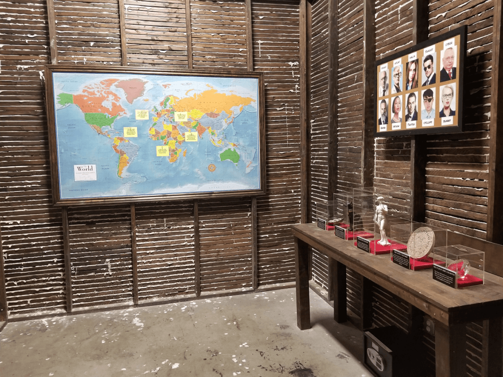 The Lair Of The Puzzlemaster Trapped Escape Room